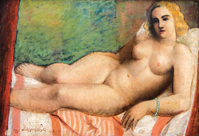 """Индивидуални посети на """"Соблечени, женскиот акт како контекст"""" во Националната галерија"""