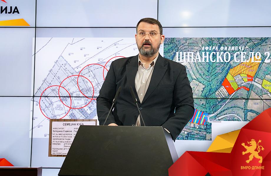 Стоилковски: Внимавајте, СДСМ бара опозицијата да престане да врши притисок