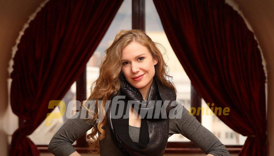 """Нина Деан му кажа """"да"""" на својот избраник Мартин Ивановски"""