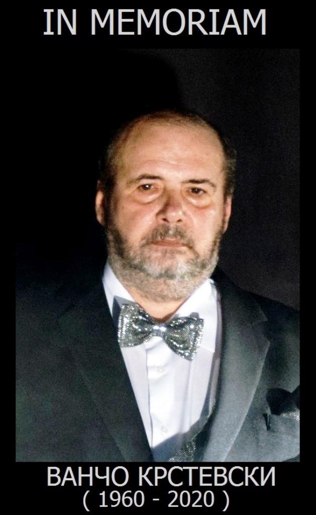 Почина актерот Ванчо Крстевски