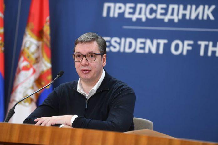 Вучиќ: Нема да дозволиме признавање на Косово на агендата за состаноци во САД