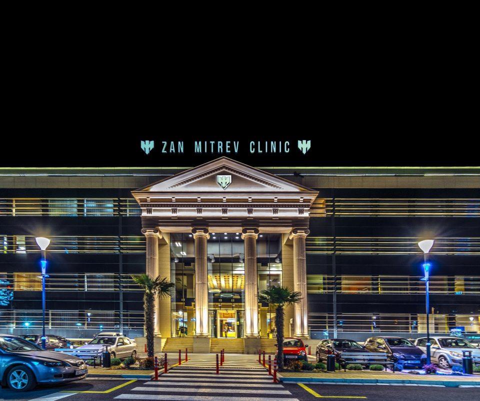"""Клиниката """"Жан Митрев"""" ги понуди своите капацитети на државата, вклучително и 46 респиратори"""