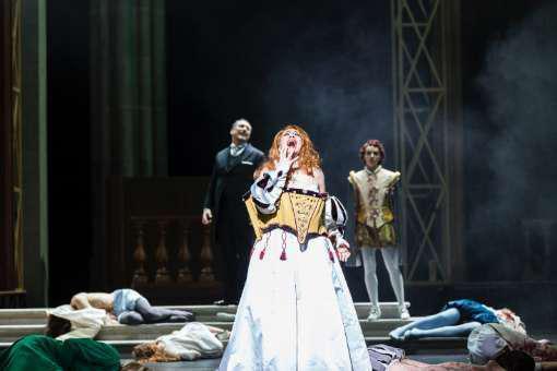 Триумф на Ана Дурловски на сцената на Гранд театарот во Женева