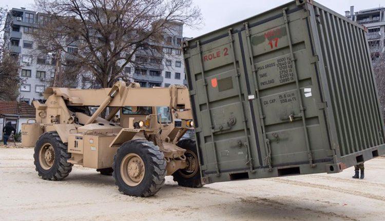 Филипче: Монтажната болница ќе биде функционална следната недела