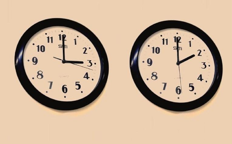Летно сметање на времето: Стрелките на часовникот одат еден час напред
