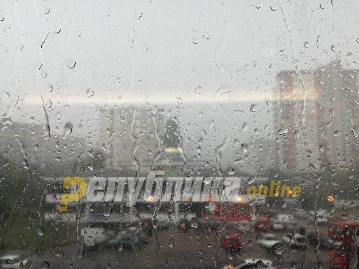 Уште денеска нестабилно и врнежливо