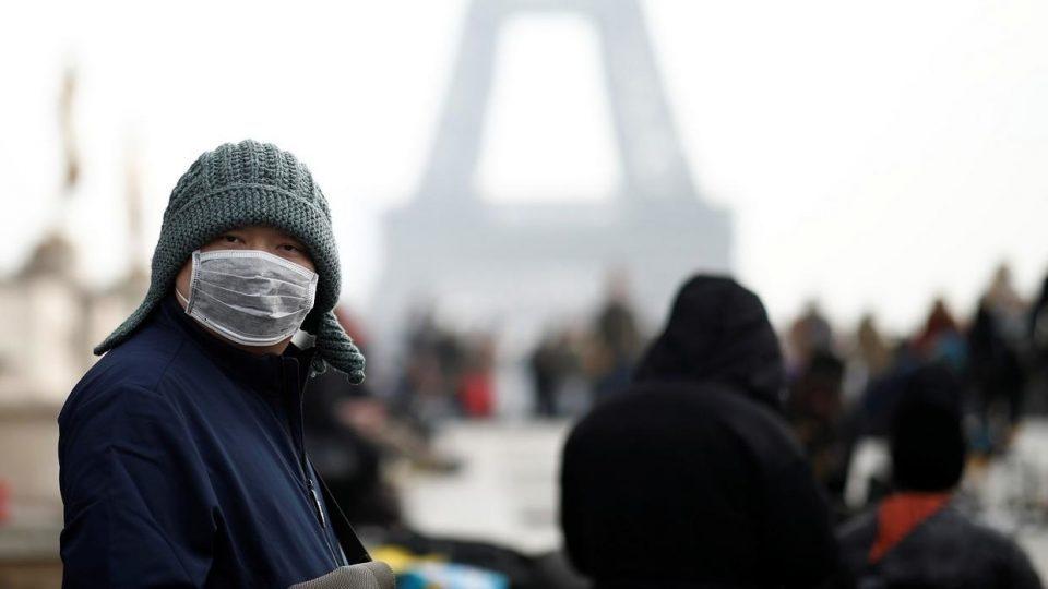 Најмалку 884 смртни случаи во старските домови и 4.503 во болниците во Франција