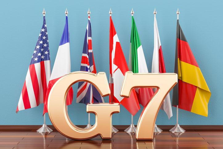 Земјите од Г7 ја осудија Русија за распоредување трупи на границата со Украина