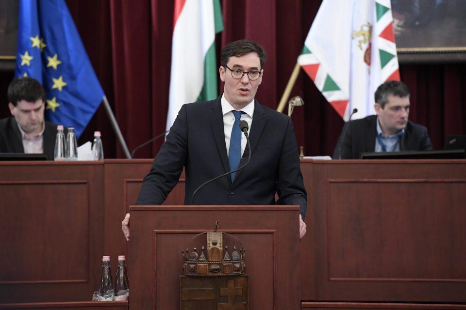 Градоначалникот Карачоњи сака сам да управува со Будимпешта