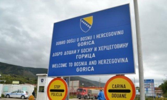 Босна и Херцеговина забрани влез за лицата кои доаѓаат од ризични земји