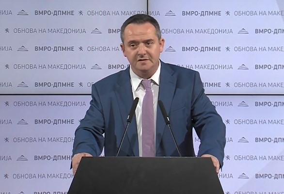 Николов: Директорката на ДСЗИ Бухова, наместо за граѓани работи за партијата, бараме нејзино разрешување
