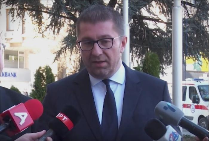Мицкоски: Добро е што следната Влада предводена од ВМРО-ДПМНЕ и официјално ќе го започне процесот за интегрирање кон Европската Унија