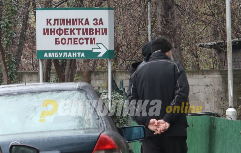 Прв заболен во Тетово, во Македонија 201 случај на коронавирус