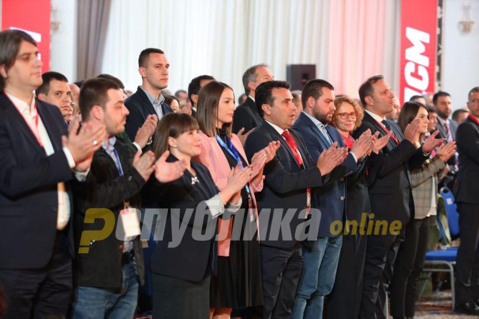 ВМРО-ДПМНЕ: Kоалициите на СДСМ траат само неколку часа се додека тие самите не се демантираат