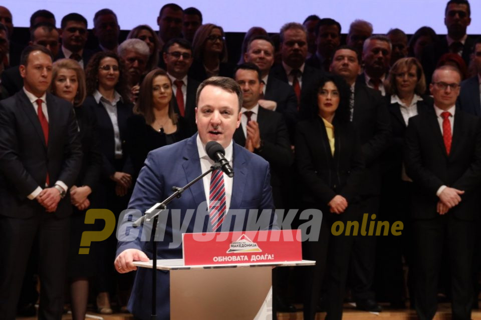 Николоски: Зоран Заев после 12 април ќе одговараш, јас ти гарантирам, ВМРО-ДПМНЕ ти гарантира, Македонија ти гарантира