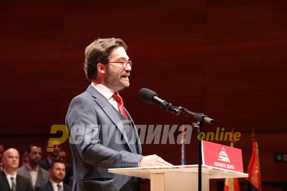 Игор Дурловски го напушта Собранието: Останувам доследен на моите поддржувачи и нивниот глас