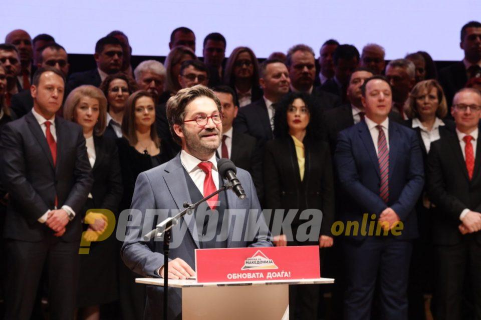 Дурловски: На листите за кандидати за пратеници на ВМРО-ДПМНЕ има многу млади и квалитетни луѓе со нив ќе дојде обновата на Македонија