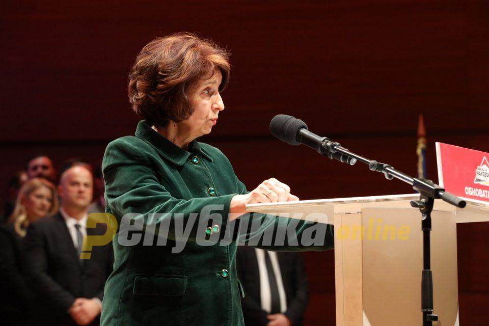 Силјановска: Умна Влада во вонредна состојба не се затвора, туку се отвора