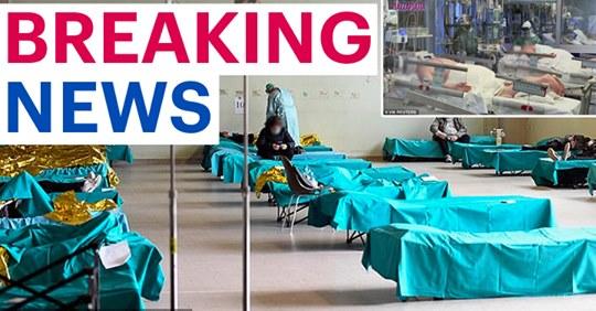 За 24 часа, во Италија нови 631 починати, се предлага лечење само на тие што имаат поголеми шанси!