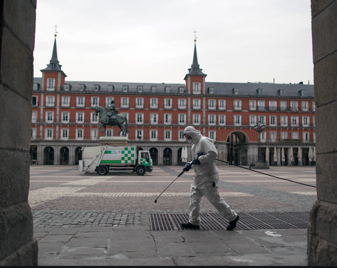 Властите во Мадрид продолжуваат со делумно заклучување во регионот