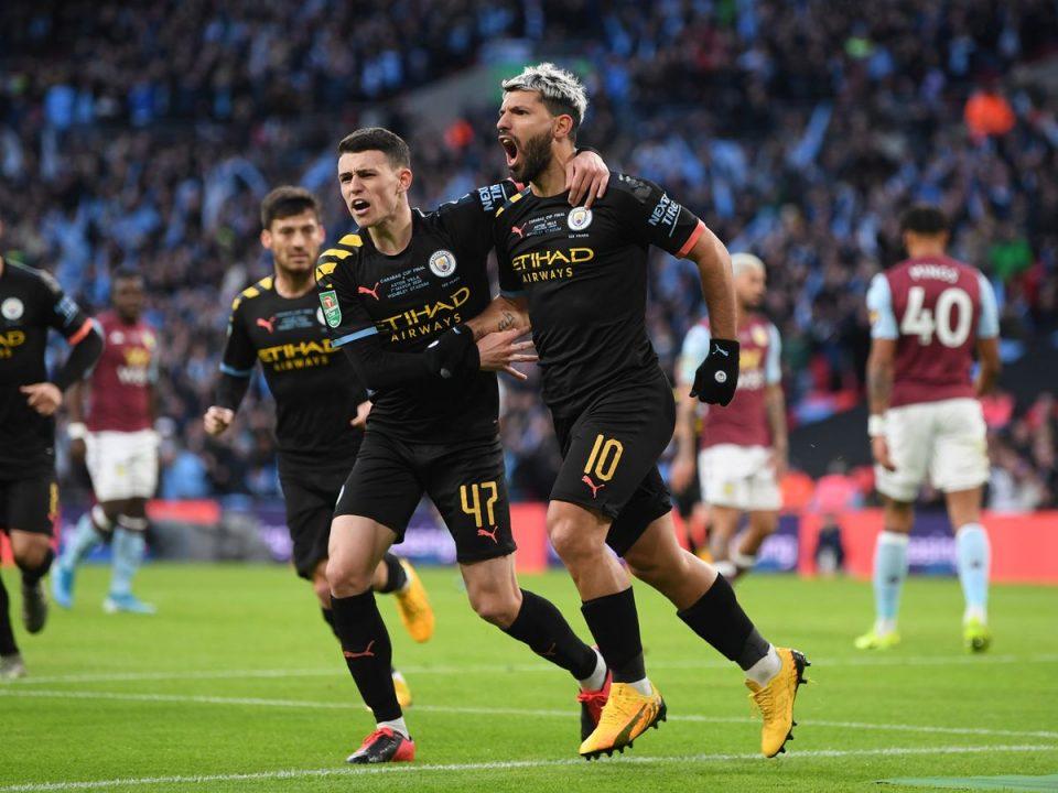 Сити го освои Лига Купот на Англија