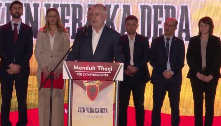 Тачи бара дводомен парламент во Македонија