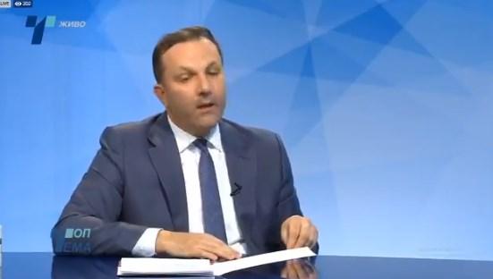 Антески: Нас граѓаните на Република Македонија нема да нè замоли?
