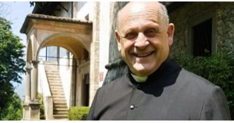 Ја расплака нацијата: Почина отец Берардели, човекот кој го даде својот респиратор на помлад пациент кој не го ни познаваше