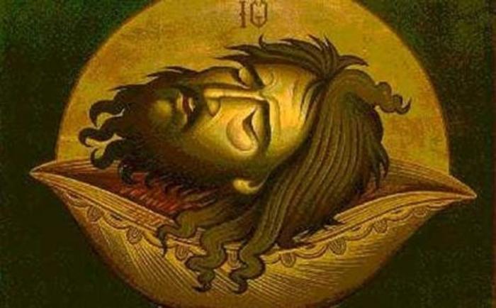 Денес е голем и тежок празник – Наоѓање на главата на Свети Јован Крстител: Избегнувајте ги овие работи