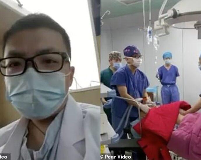 Кинески лекар почина откако 35 дена работел без прекин