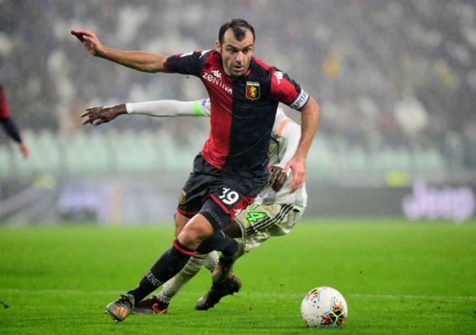 Пандев постигна гол во победата на Џенова против Милан