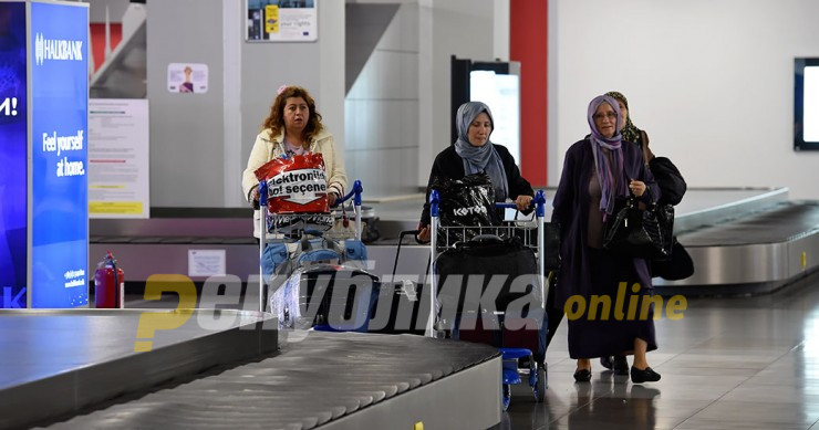 Со организиран лет вкупно 160 македонски граѓани се враќаат во земјава