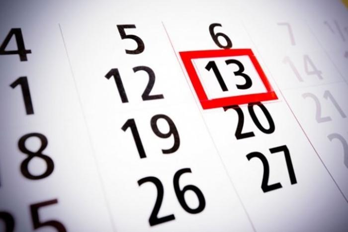 Што не смеете да направите: Денес е петок 13