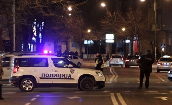 Скопјанец бегаше синоќа од патролите , додека трае полицискиот час