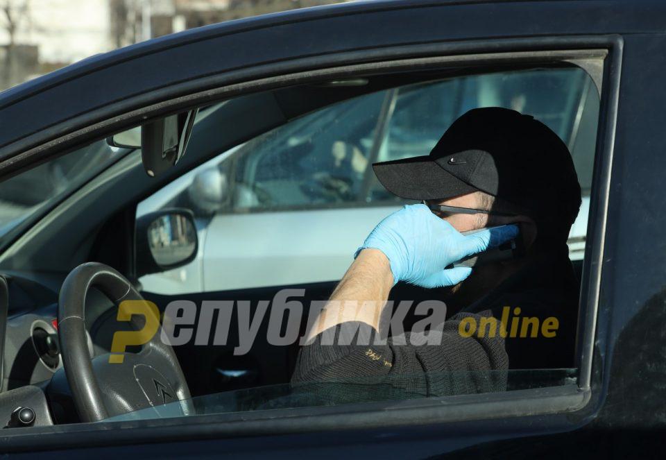Уште следниот ден се шетал низ Скопје: 2.000 евра казна за пробиштипјанец за прекин на самоизолација