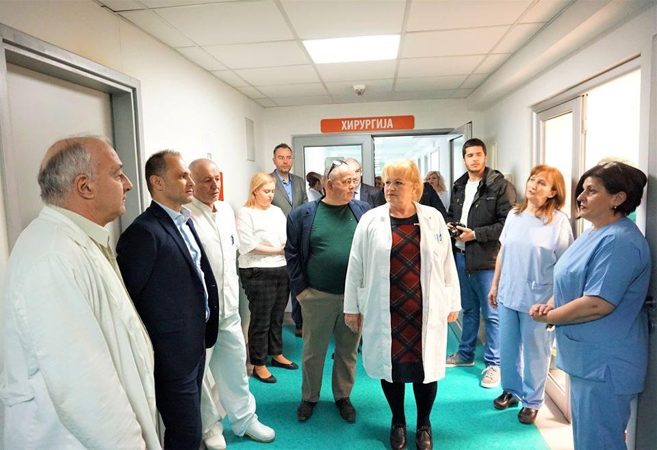 Директорката на охридската болница: Не гледам вина кај мене за стружанката која почина од коронавирус