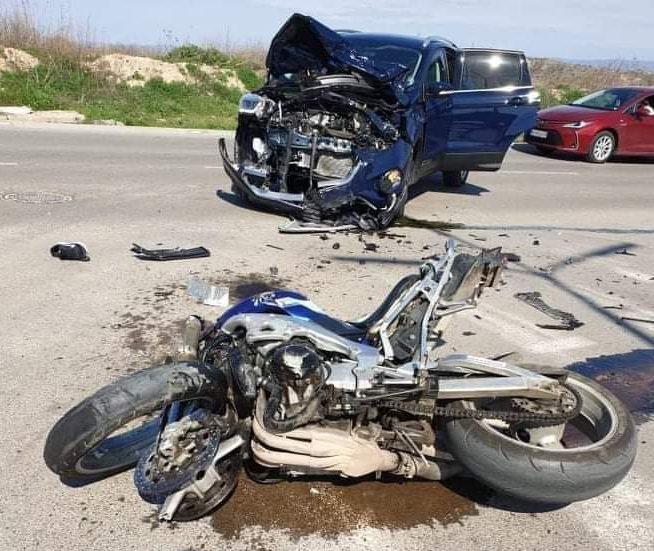 Јо со детали за тешката сообраќајка во Кавадарци: Мотоциклот удрил директно во џипот