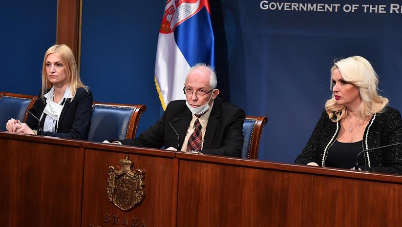 Нов скок на бројот на заразени во Србија, шестмина починати