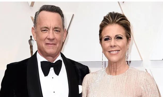Том Хенкс и сопругата позитивни на коронавирус