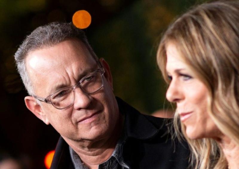 Том Хенкс и Рита Вилсон се отпуштени од болница