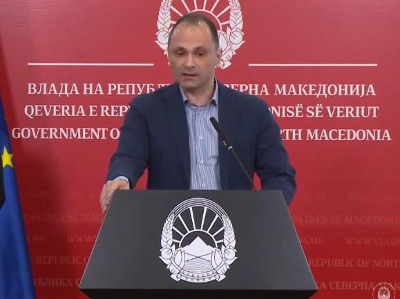 Следете во живо: Прес на министерот Филипче, нови 24 заболени