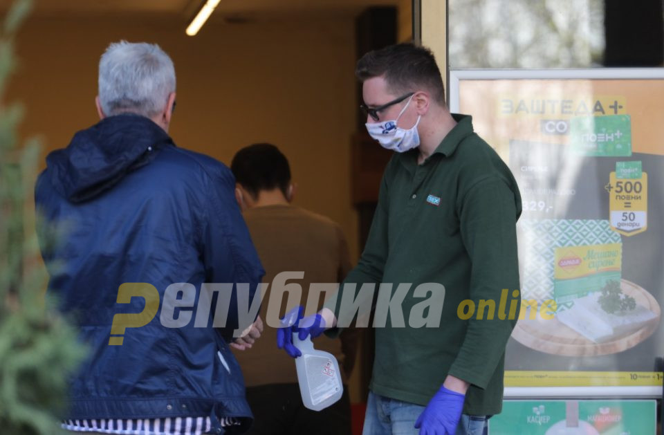 Го замолиле да стави маска: Муштерија нападнал вработени во маркет во Кочани