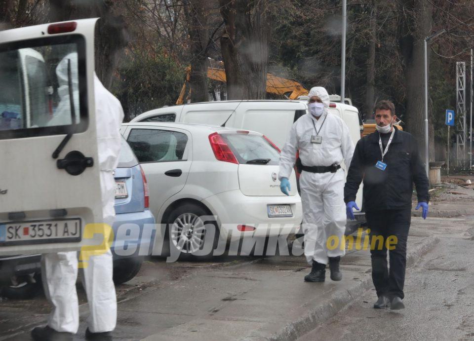 Почина 47-годишен тетовец од ковид-19 примен вчера во болница, 23 новозаболени