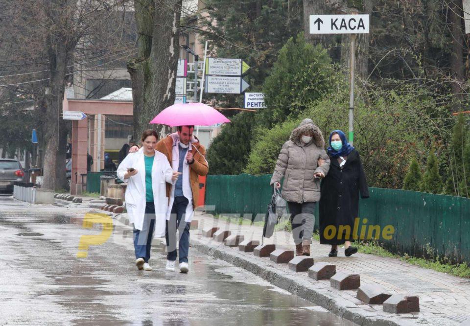 Починаа двајца пациенти позитивни на Ковид-19