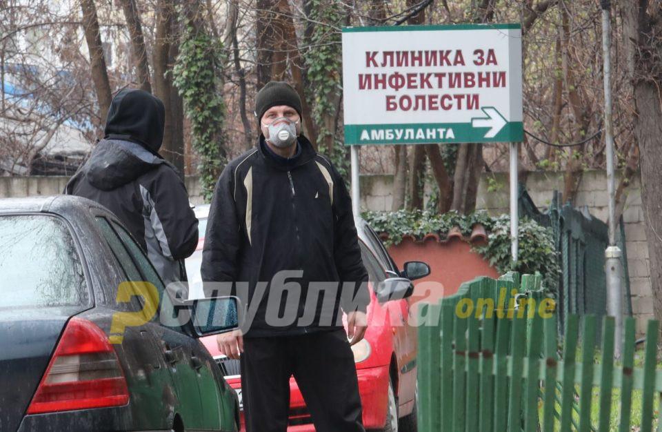 Во изминатите 24 часа, регистрирани се 29 нови случаи: Скопје – 15, Куманово -7, Прилеп – 1, Струга 3 и Кочани – 3