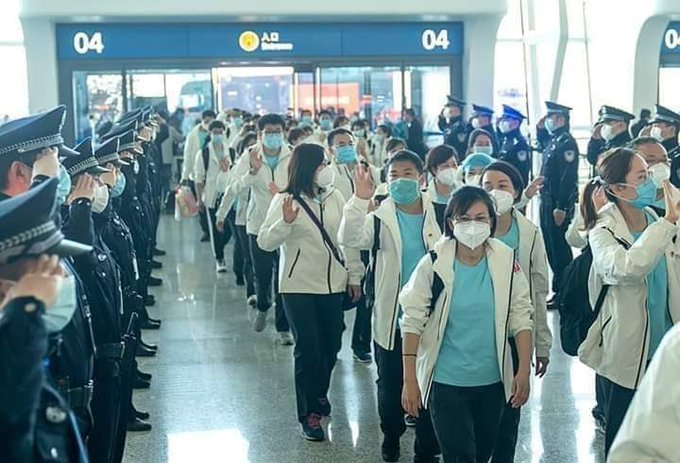 Вухан ќе ги тестира сите 11 милион жители за коронавирус