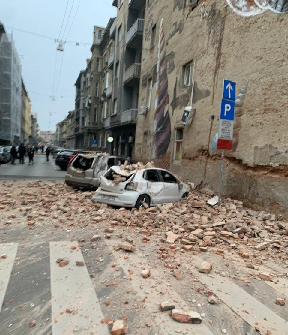 Тлото во Хрватска не престанува да се тресе: За 24 часа над 74 земјотреси