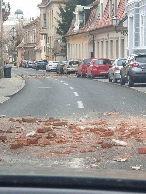 Загреб повторно се тресе