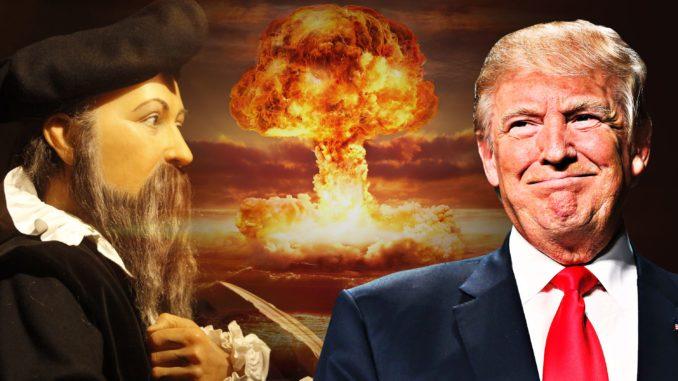 Дали Нострадамус го предвидел и изборот на Трамп за претседател?