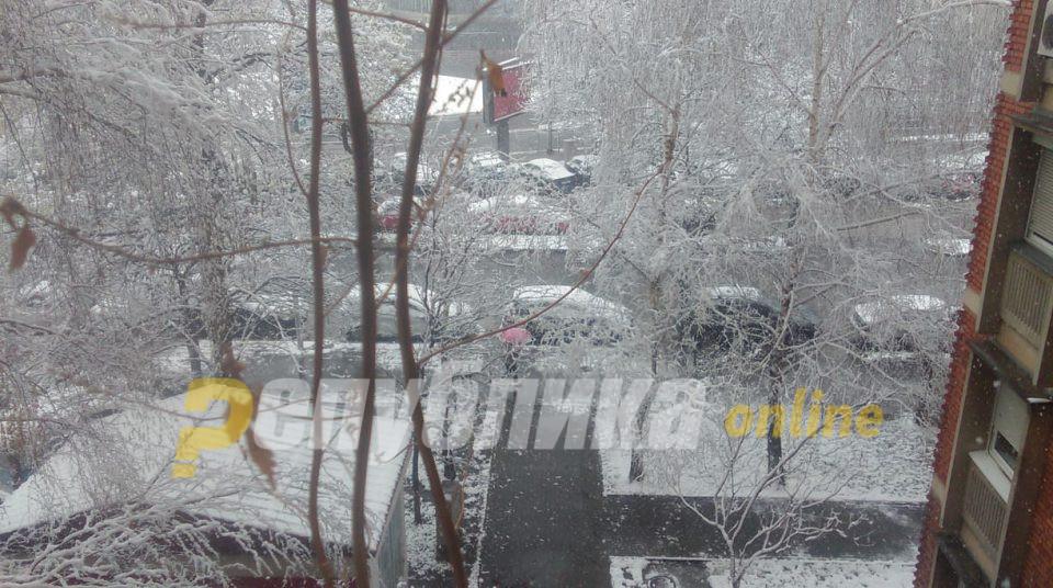 Сибирско утро: Најстудено во Берово, најмногу снег на Шапка